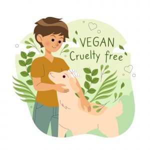 difference between vegan and cruelty free makeup product
