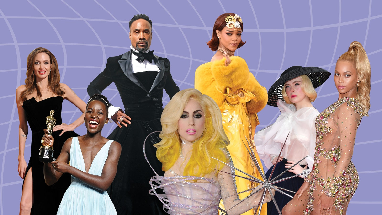 11 Most Iconic Red Carpet Looks of The Decade