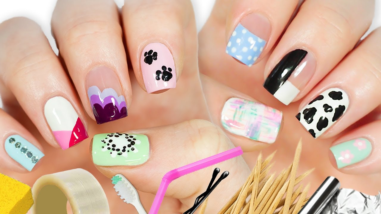 New Summer Nail Art Tutorial For Your Summer 2021