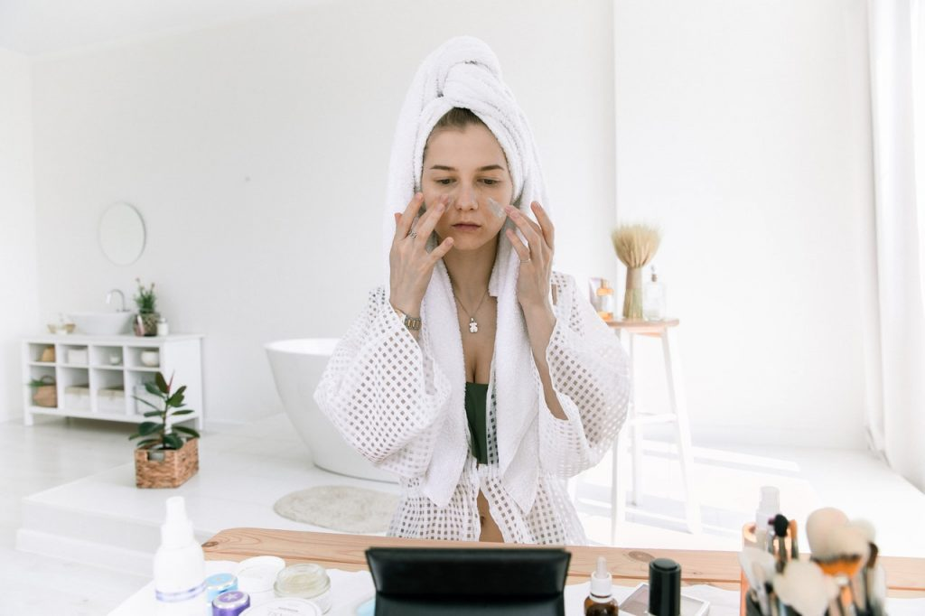 what not to mix with niacinamide
