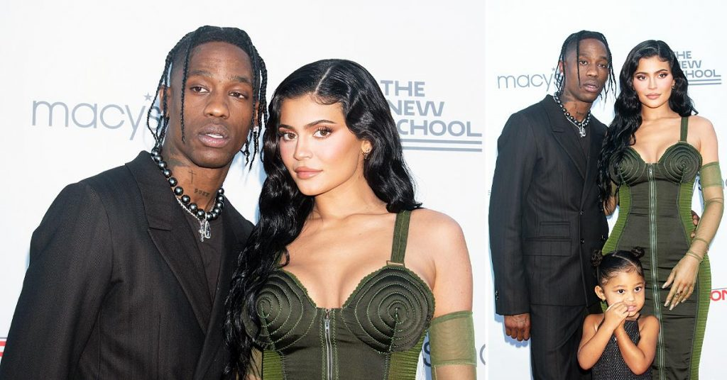 Kylie Jenner and Travis Scott Back Together in an Open Relationship