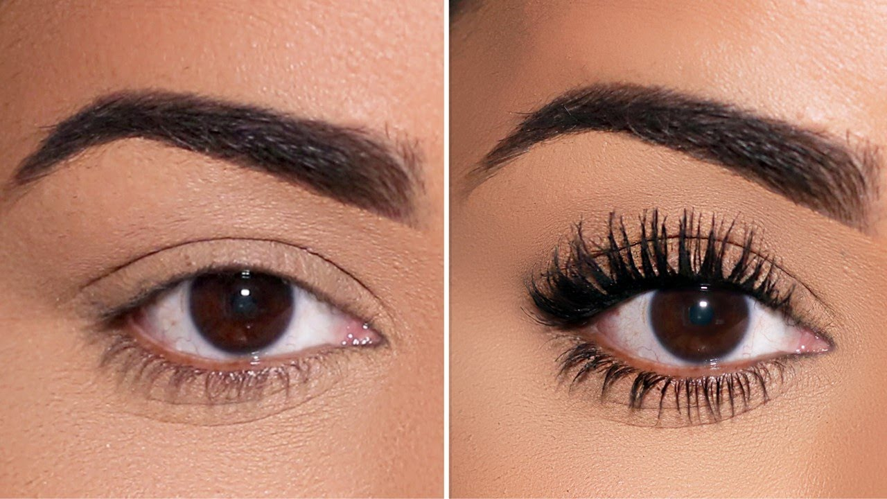 The Technique to Use Mascara Better than Your False Lashes