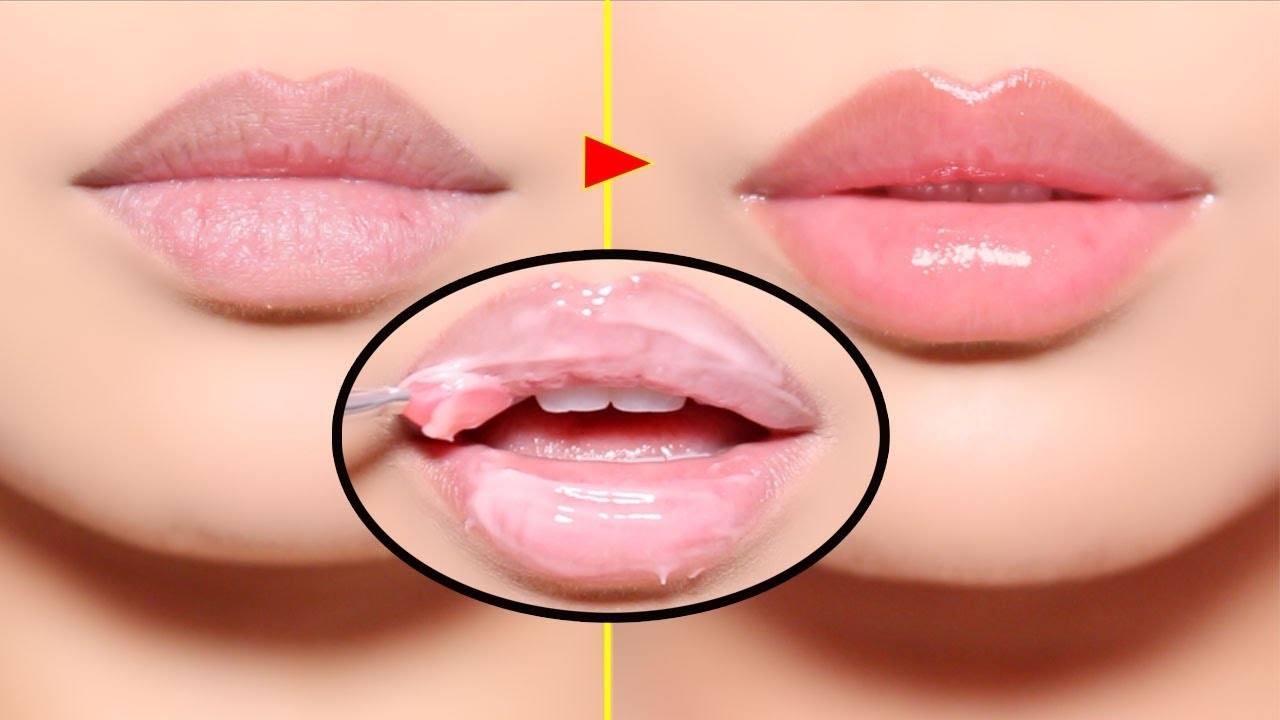 How to Get Plump & Soft Pink Lips (Lip Care Routine)