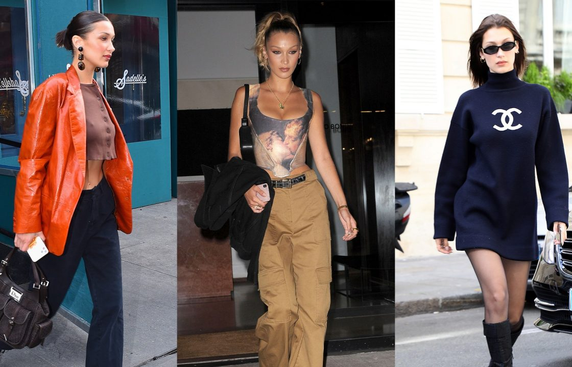 Casual Summer Outfits Like Celebrities (Bella Hadid, Kendall Jenner, etc)