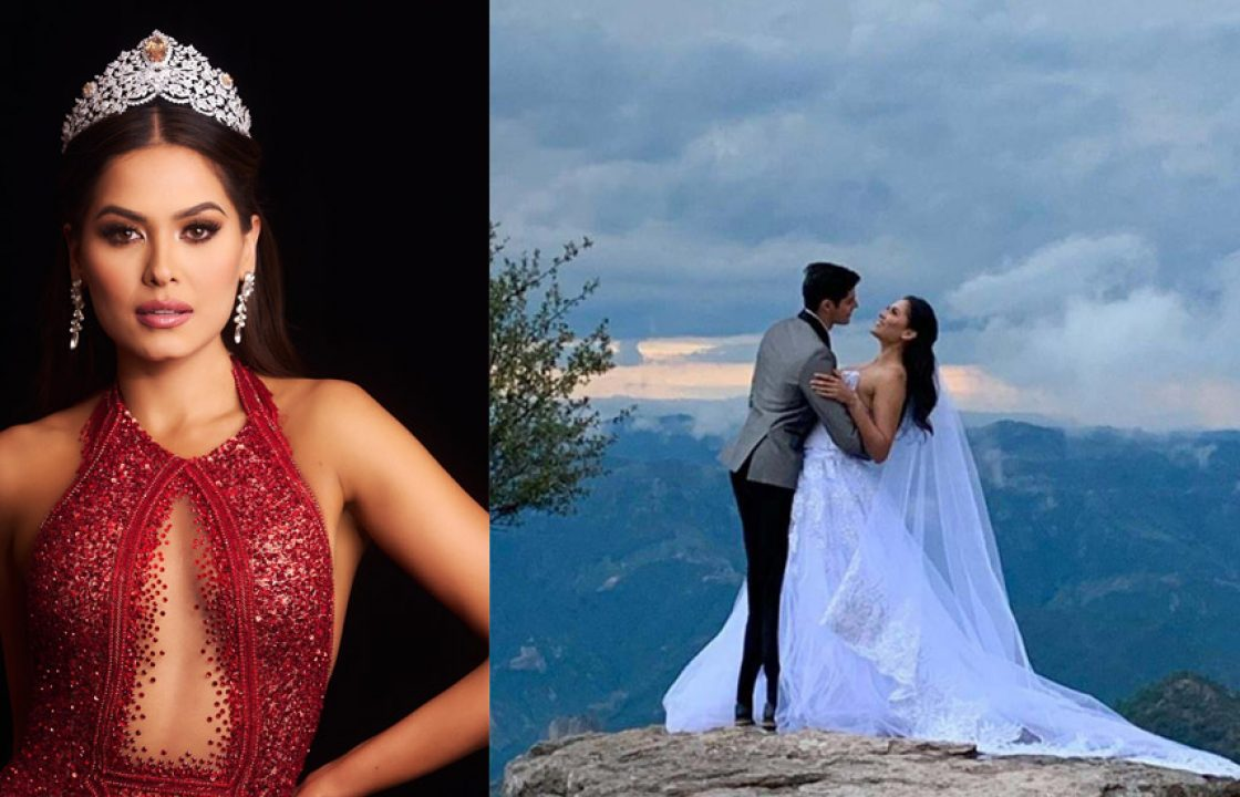 Is Newly Miss Universe 2021 Andrea Meza Married?